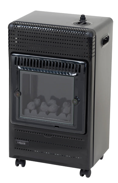Lifestyle Living Flame 3.4kw Gas Heater
