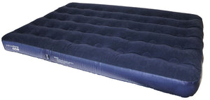Yellowstone Deluxe Flock Airbed - Double