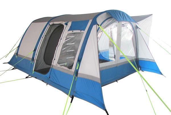 OLPRO Cocoon Breeze Inflatable Drive-Away Awning Blue ...