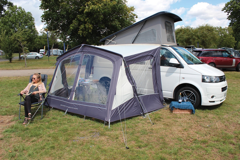 Outdoor Revolution Sportline Canopi Campervan Porch Awning (2019)