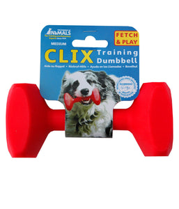 Clix Training Dumbbell Dog Toy - Various Sizes