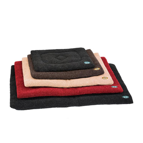 Gor Pets Sherpa Fleece Dog Crate Mats - Various Sizes