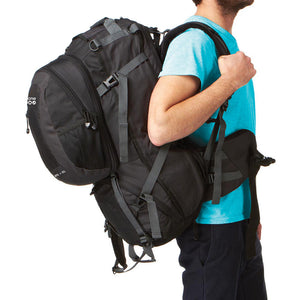 Yellowstone Trail 80L+15L Rucksack Backpack