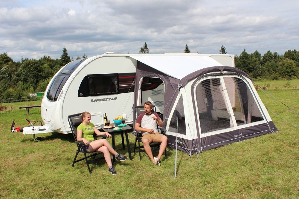 Outdoor Revolution Elan 340 Caravan Awning (2019)