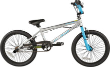 "11"" Adult Unisex BMX Bike with Stunt Pegs and 360 Gyro Frame"