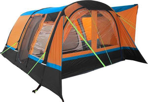 OLPRO Cocoon Breeze Inflatable Campervan Awning Orange