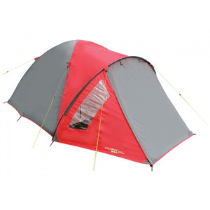 Yellowstone Ascent 2 Man Tent 3 Season - Red