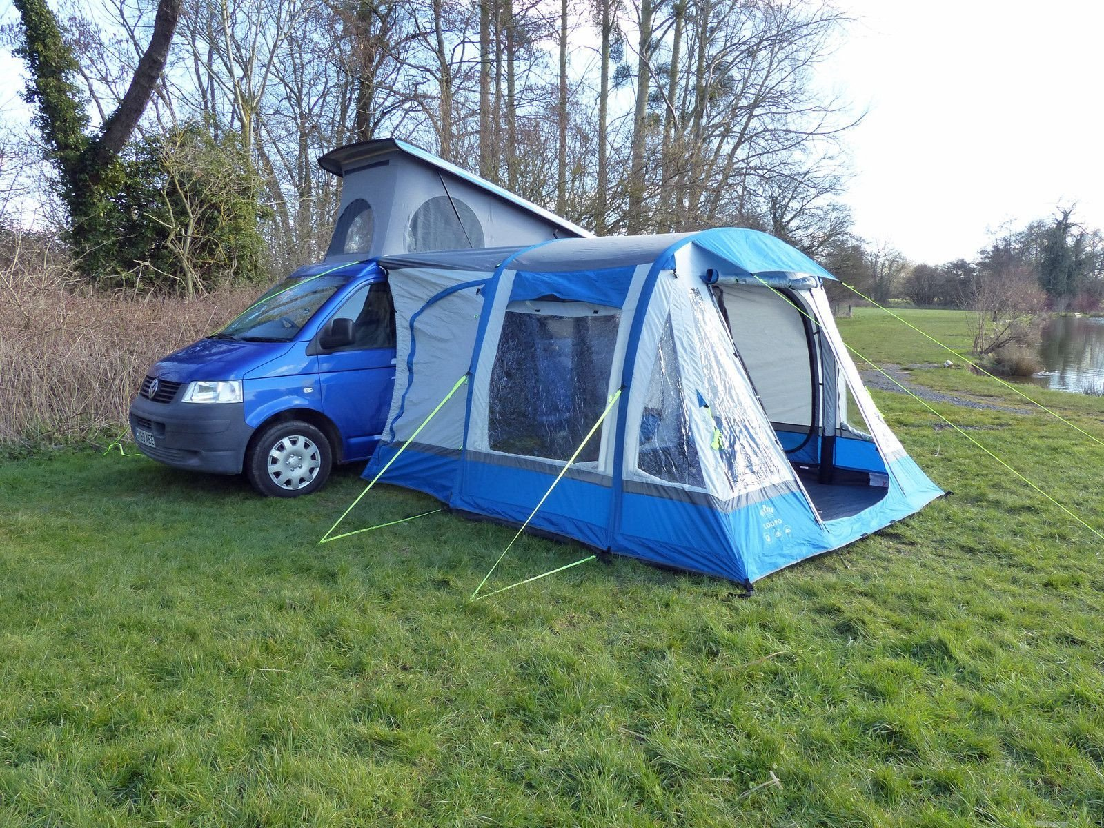 Olpro Loopo Breeze Inflatable Drive Away Air Awning