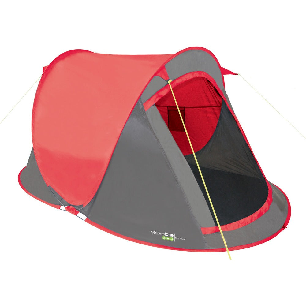 Yellowstone Fast Pitch Pop Up Tent – 2 person