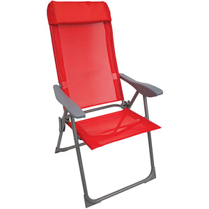 Yellowstone Vector 5 Position Folding Camping Chair