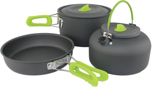 Yellowstone Snowdonia Camping Cook Set