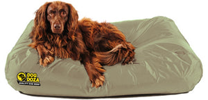 Dog Doza Active Waterproof Memory Foam Crumb Dog Bed