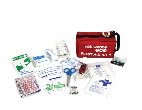Yellowstone Travel First Aid Kit 1