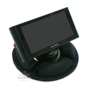 Universal Sat Nav Friction Dashboard Mount