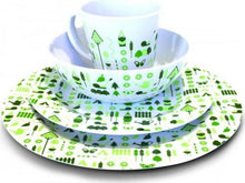 OLPRO Bewdley Melamine Dinner Set 8 Piece