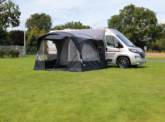 Westfield Aquarius 300 PRO Low Motorhome Drive Away Air Awning