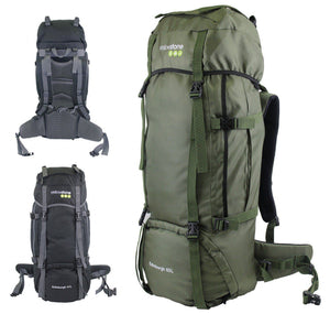 Yellowstone Edinburgh 65L Backpack Rucksack