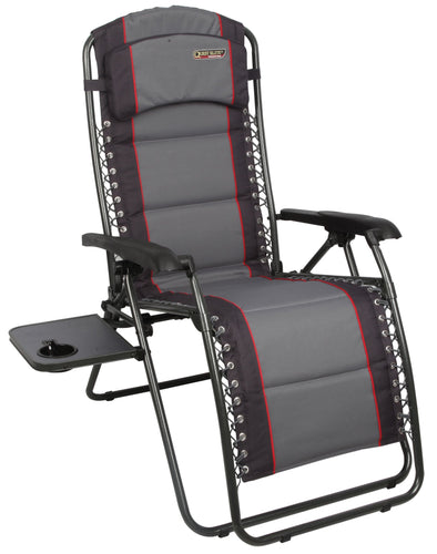 Quest Performance Relax Padded Zero Gravity Relaxer Chair