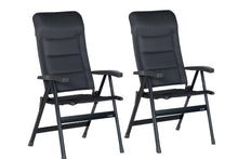 Westfield Be Smart Majestic Folding Camping Chair - Pair