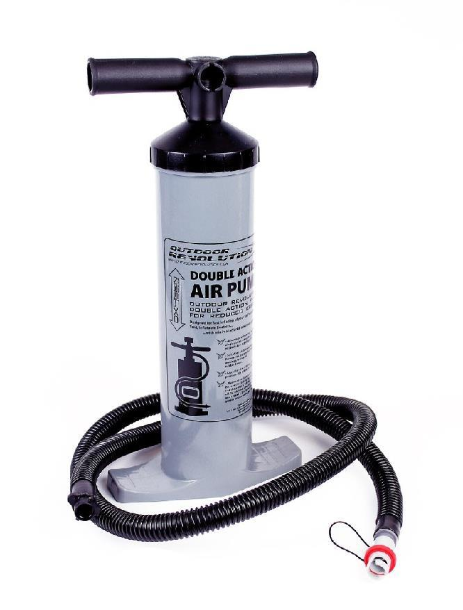 Outdoor Revolution Dual Action Hand Pump
