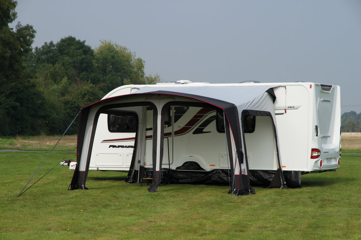Quest Westfield Performance Omega 400 Caravan Air Porch ...