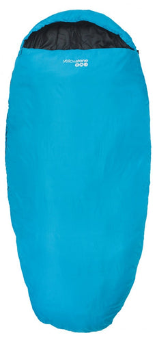 Yellowstone Sleepwell 300 2 Season Sleeping Bag - Blue
