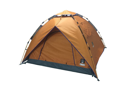 OLPRO POP Pop-Up Tent 2 Person Waterproof Orange
