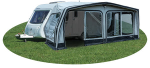 Quest Pluto Performance Full Air Awning - Medium