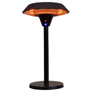 Charles Bentley 2000W Electric Table Top Patio Heater