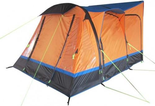 OLPRO Loopo Breeze Inflatable Campervan Awning Orange