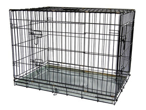 Gor Pets Metal Pet Dog Crate
