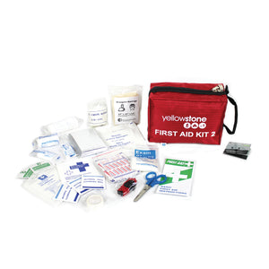 Yellowstone Travel First Aid Kit 2