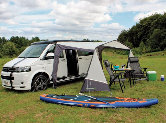 Outdoor Revolution Techline Canopi Midline Porch Awning (2019)