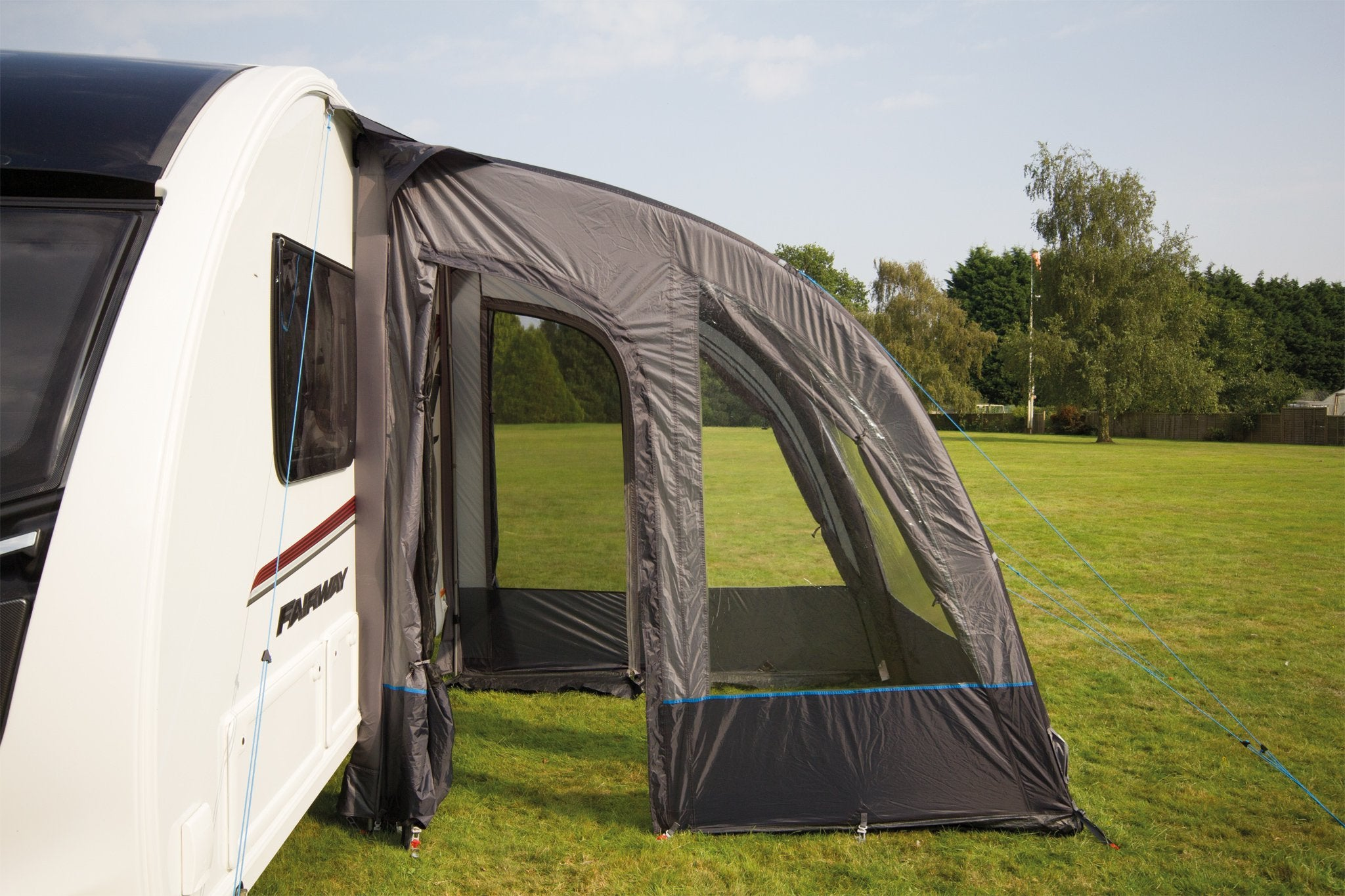 Westfield Lynx 240 Caravan Air Porch Awning - Capital Outdoors