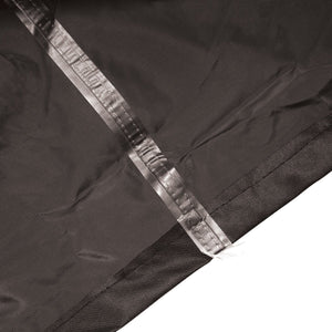 Charles Bentley Deluxe Polyester Sun Lounger Cover - Black