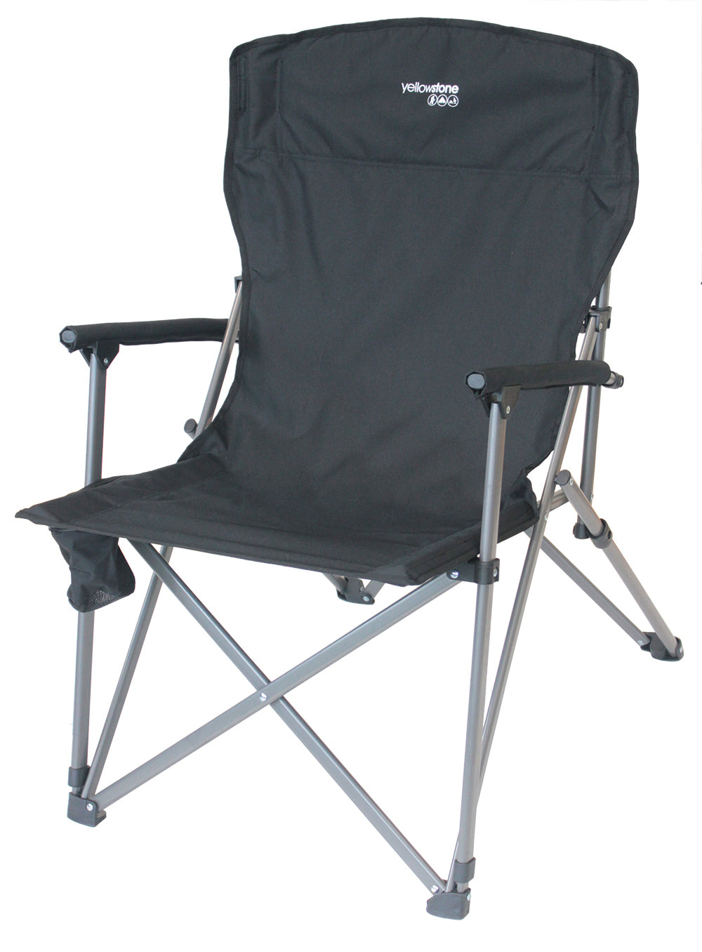Yellowstone Lightweight Castleton Camping Chair