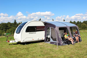 Outdoor Revolution E-Sport Air 325 Large Caravan Awning (2019)