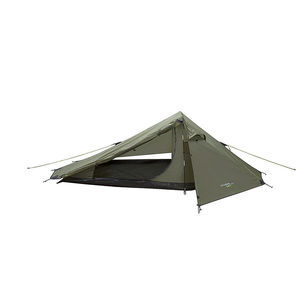 Yellowstone Alpine 2 Man Tent in Green