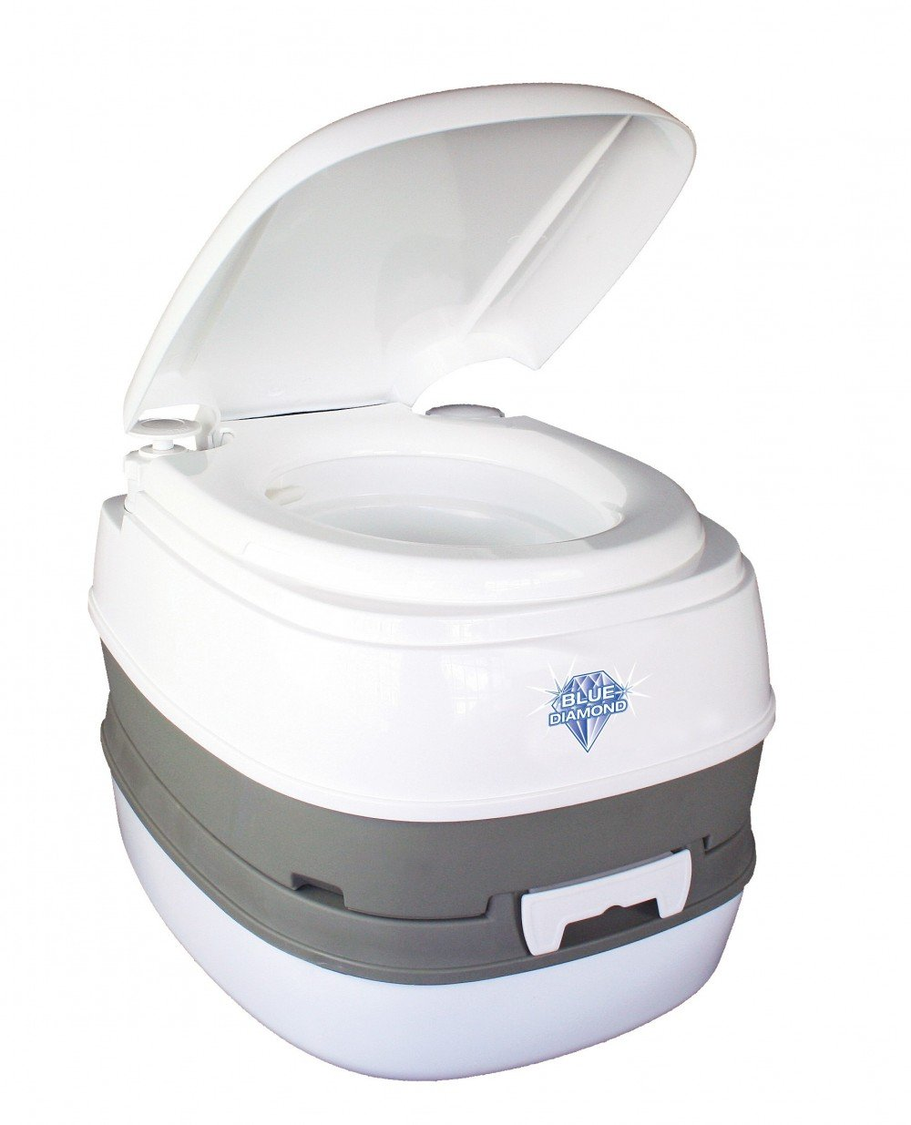 Blue Diamond Portable Camping Toilet