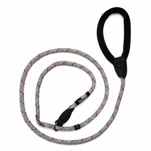 Long Paws Comfort Padded Rope Slip Dog Lead - 59in