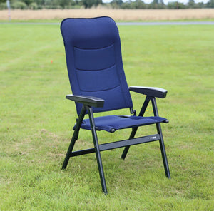 Westfield Advancer Folding Chair in Blue - Pair