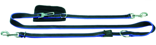 Patento Pet Vario Dog Leash in Blue