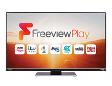 "Avtex 249DSFVP 24"" TV Freeview Play Satellite Decoder Full HD"