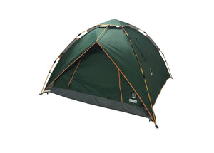 OLPRO POP Pop-Up Tent 2 Person Waterproof Green