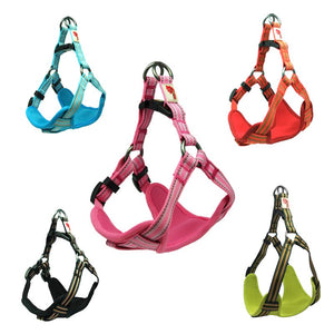 Long Paws Reflective Comfort Dog Harness