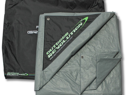 Outdoor Revolution Stone Protection Footprint Groundsheet