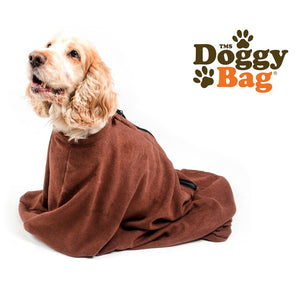 Doggy Bag - Super Absorbent Dog Drying Bag
