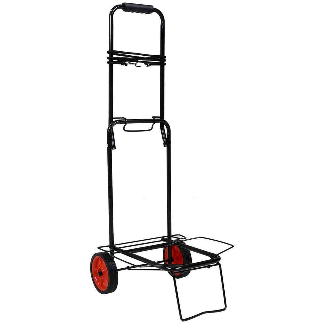 Charles Bentley Camping Folding Festival Trolley