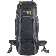 Yellowstone 55L Edinburgh Padded Rucksack - 2 Colours