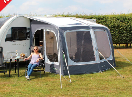 Outdoor Revolution Eclipse 325 PRO Caravan Air Awning (2019)